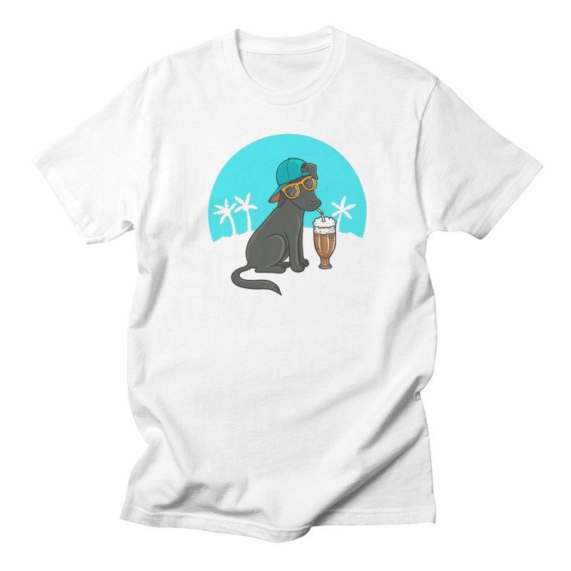 Summertime Men's T-Shirt by spookylili