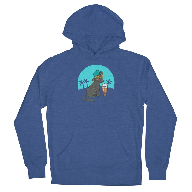 Summertime Men's Pullover Hoody by spookylili