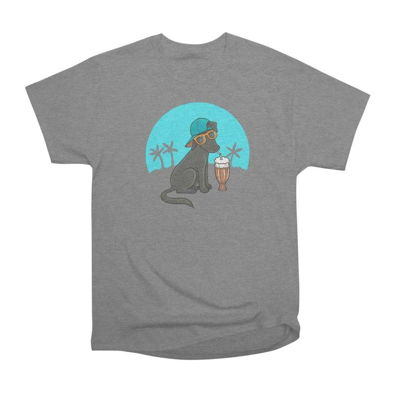 Summertime Men's Heavyweight T-Shirt by spookylili