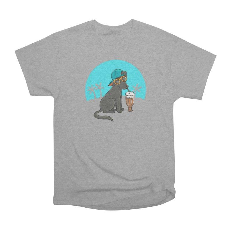 Summertime Men's Classic T-Shirt by spookylili