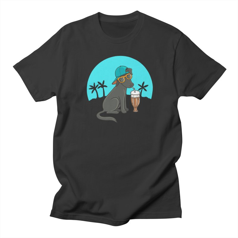 Summertime Men's T-Shirt by spookylili