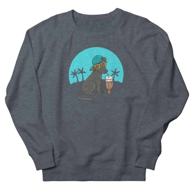Summertime Women's French Terry Sweatshirt by spookylili