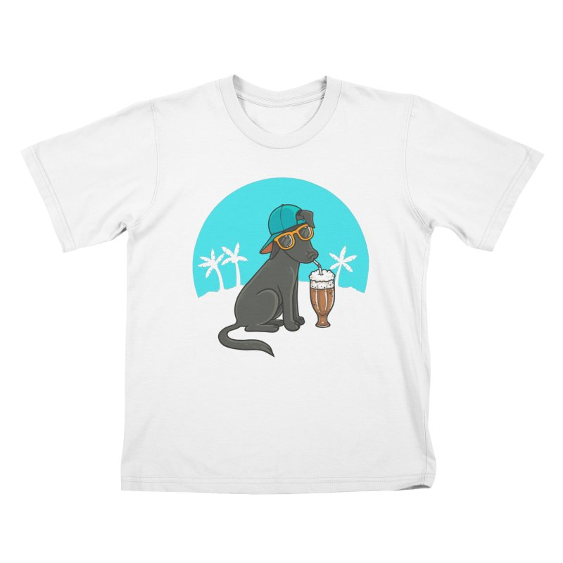 Summertime Kids T-Shirt by spookylili