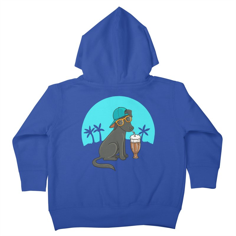 Summertime Kids Toddler Zip-Up Hoody by spookylili