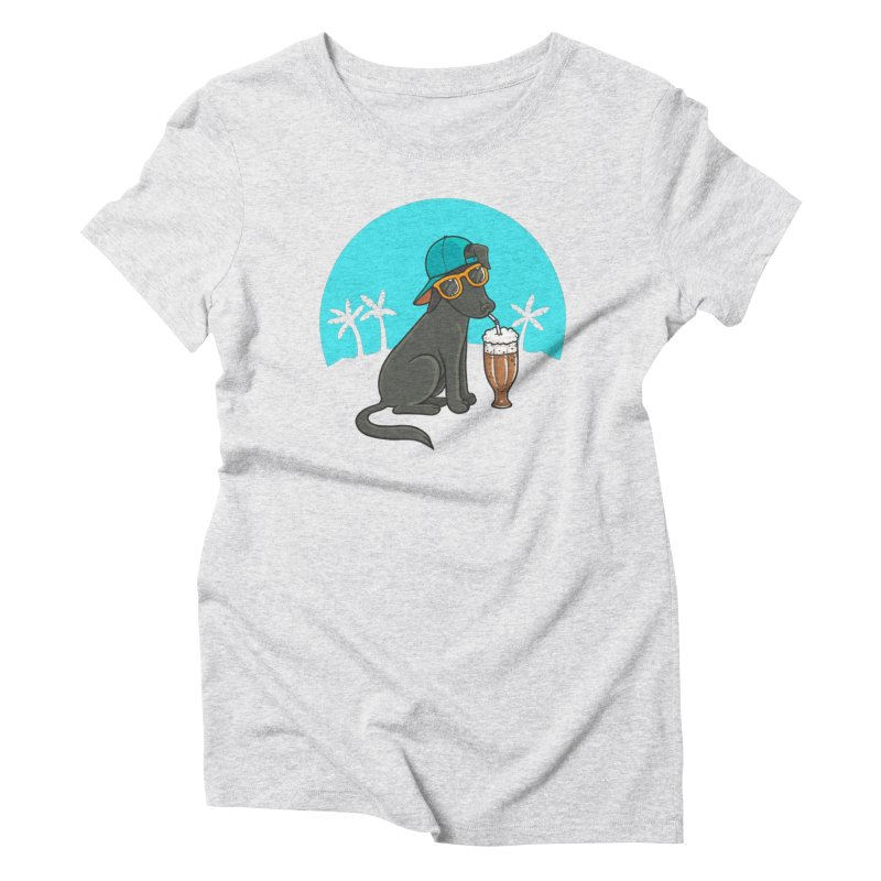 Summertime Women's T-Shirt by spookylili