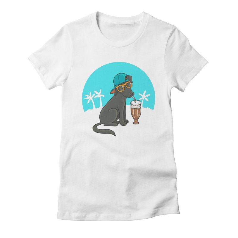 Summertime Women's T-Shirt by spookylili