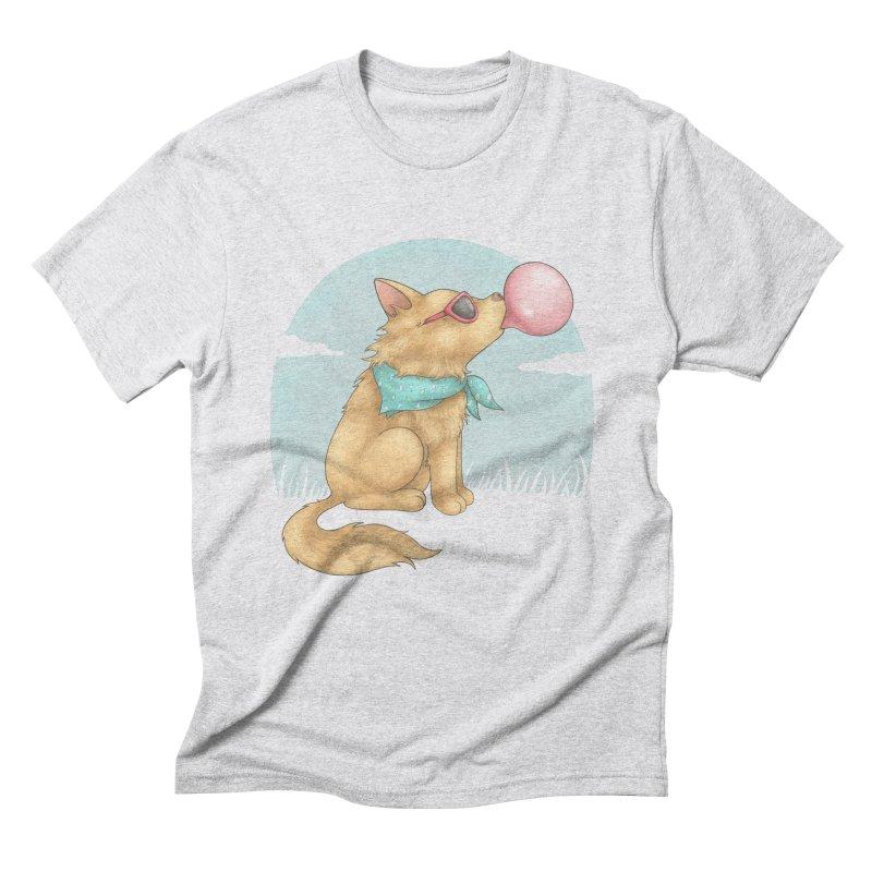 Bubblegum Men's T-Shirt by spookylili