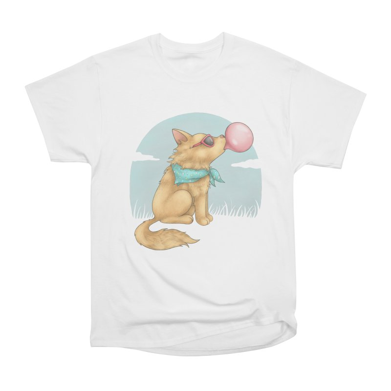 Bubblegum Men's T-Shirt by spookylili