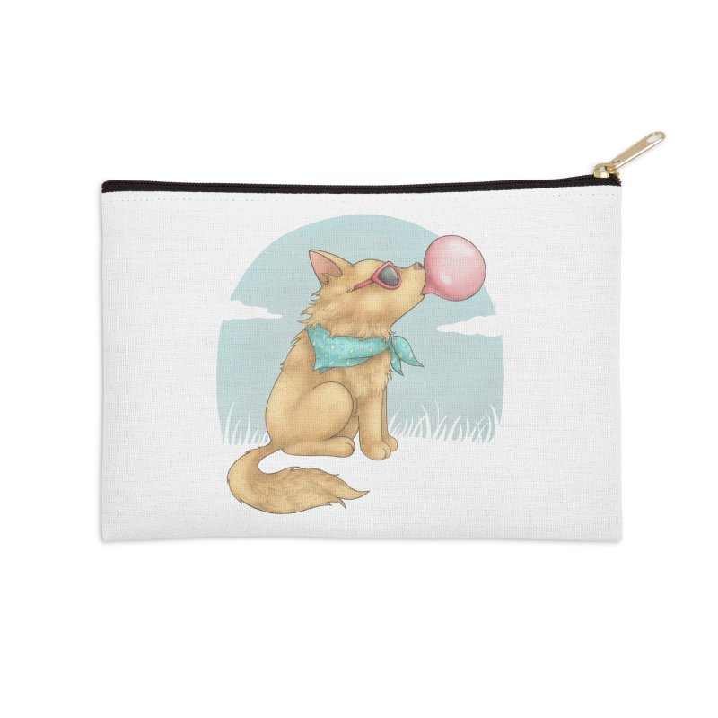 Bubblegum Accessories Zip Pouch by spookylili