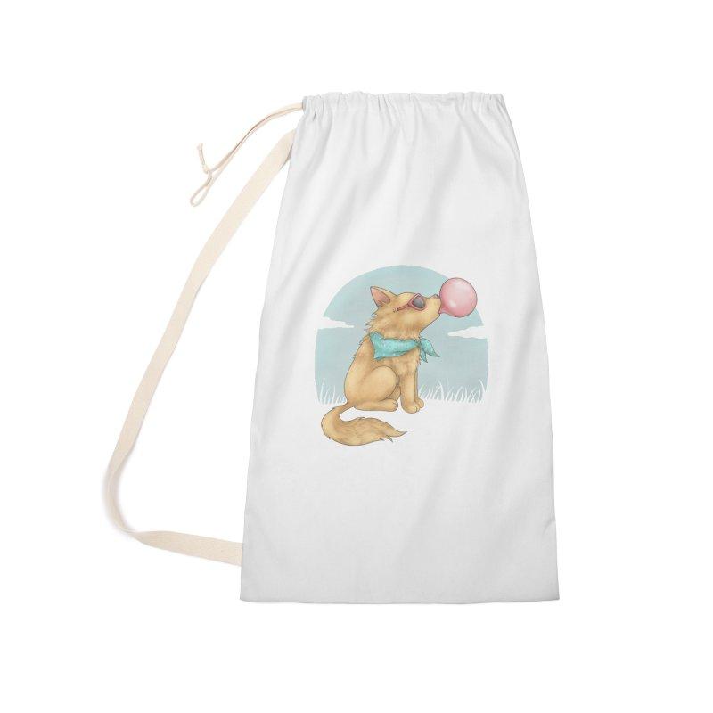 Bubblegum Accessories Bag by spookylili