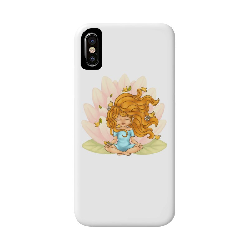 One With Nature Accessories Phone Case by spookylili