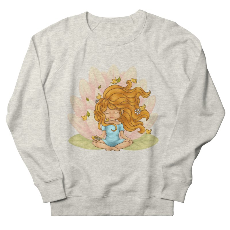 One With Nature Women's Sweatshirt by spookylili