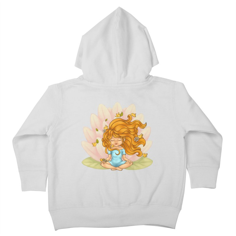 One With Nature Kids Toddler Zip-Up Hoody by spookylili
