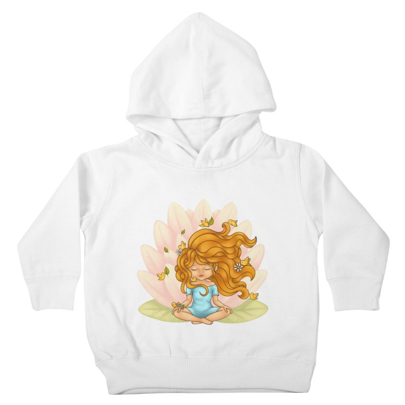 One With Nature Kids Toddler Pullover Hoody by spookylili