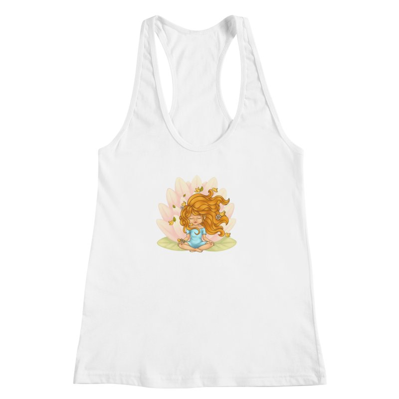 One With Nature Women's Tank by spookylili