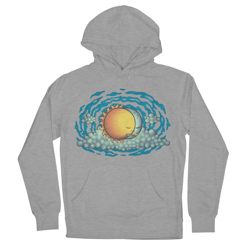 Because the Night Men's Pullover Hoody by spookylili