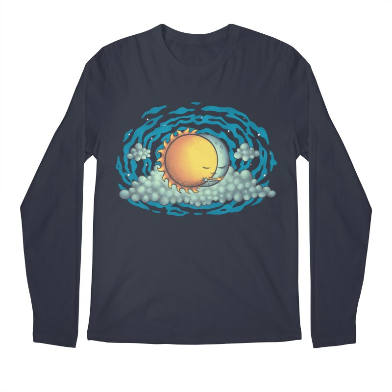 Because the Night Men's Longsleeve T-Shirt by spookylili