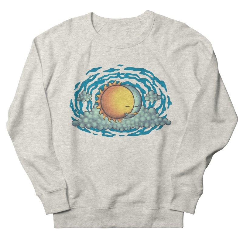 Because the Night Women's Sweatshirt by spookylili