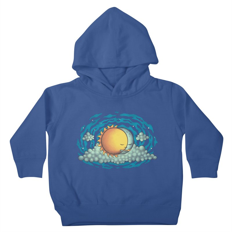Because the Night Kids Toddler Pullover Hoody by spookylili