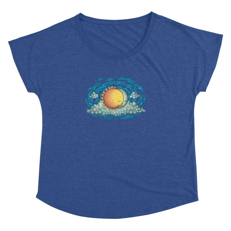 Because the Night Women's Dolman by spookylili
