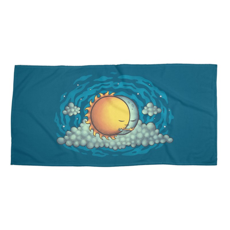 Because the Night Accessories Beach Towel by spookylili