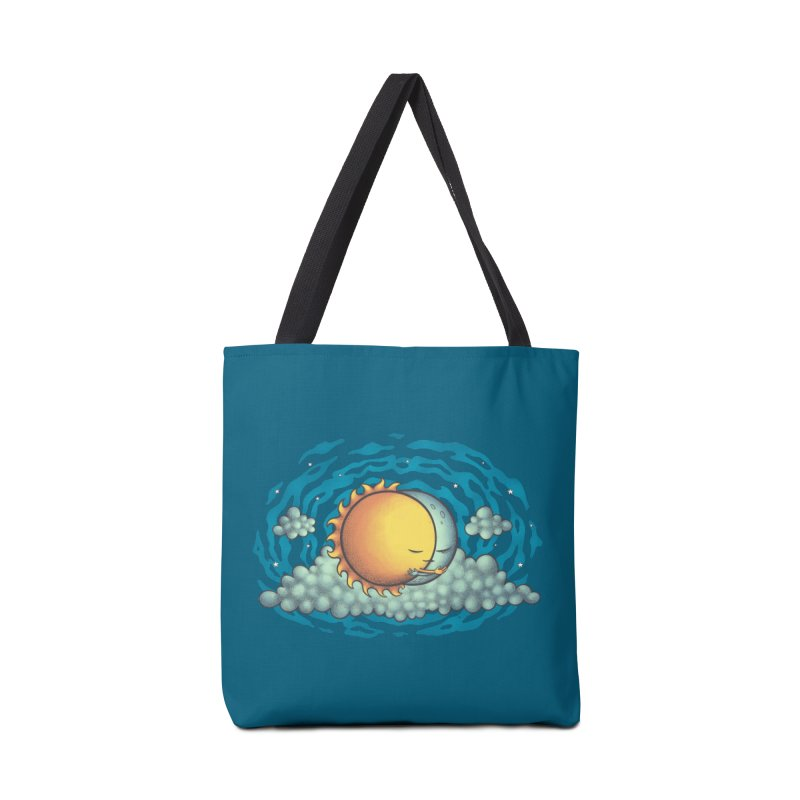Because the Night Accessories Tote Bag Bag by spookylili