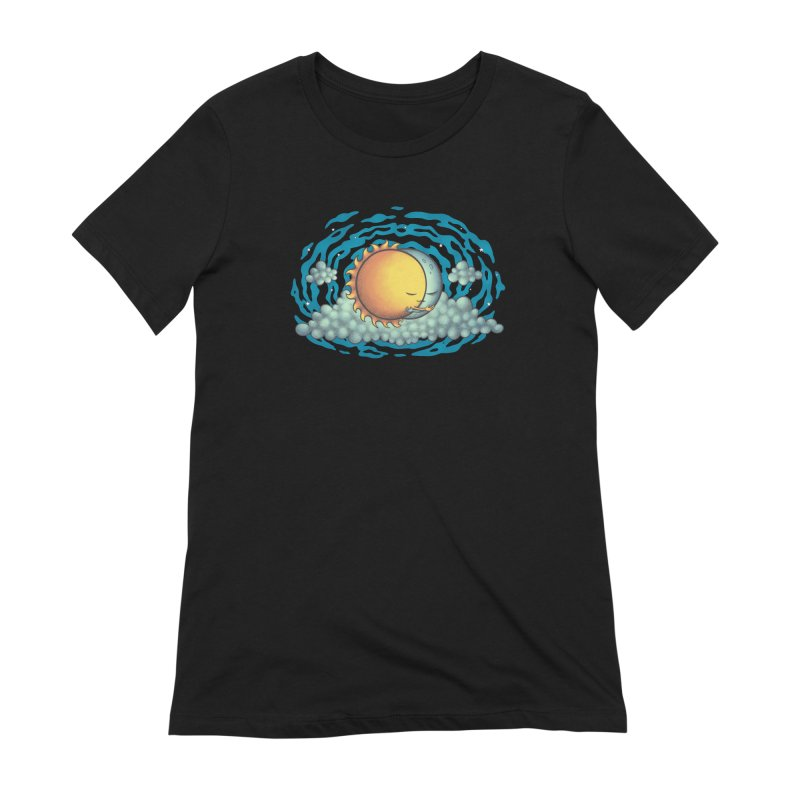 Because the Night Women's Extra Soft T-Shirt by spookylili