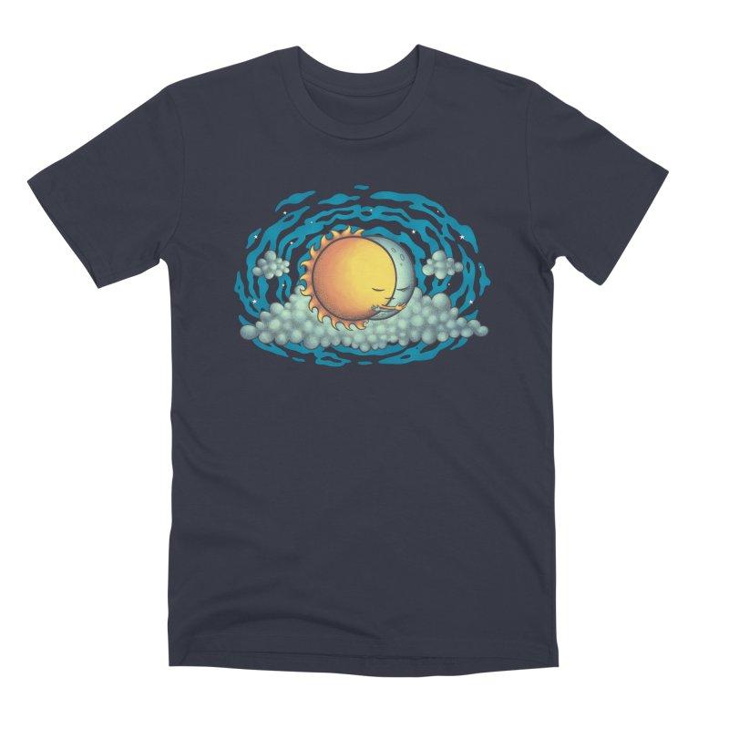 Because the Night Men's Premium T-Shirt by spookylili