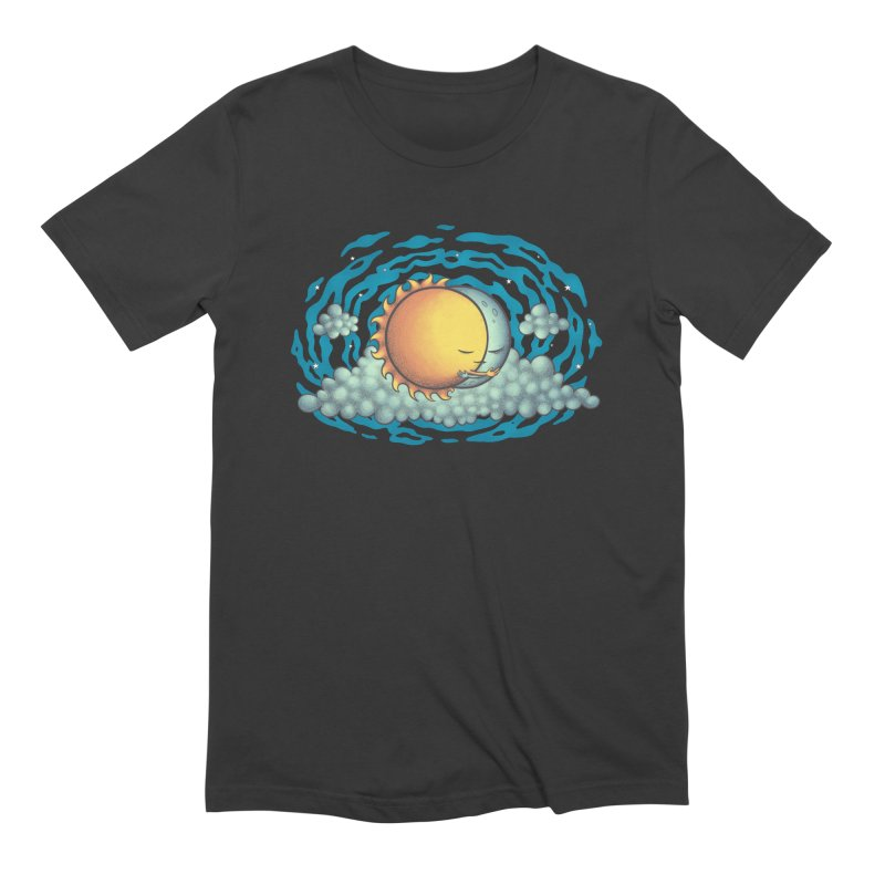 Because the Night Men's Extra Soft T-Shirt by spookylili