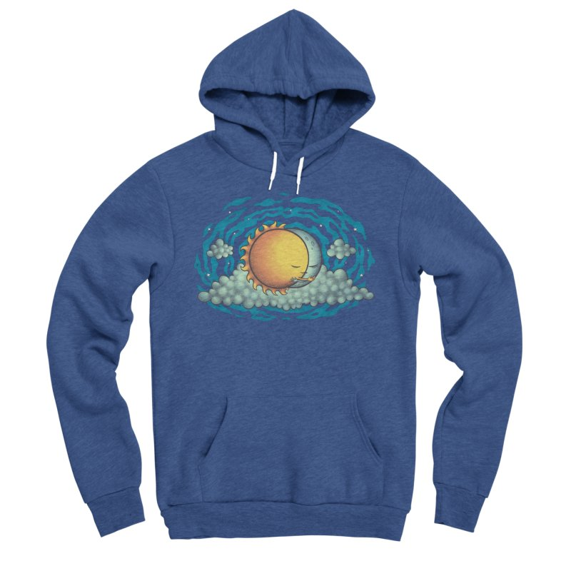 Because the Night Women's Pullover Hoody by spookylili