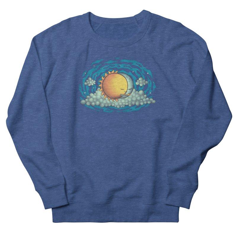 Because the Night Men's Sweatshirt by spookylili