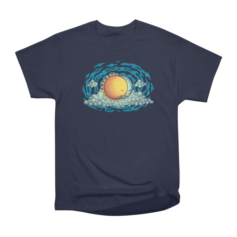 Because the Night Women's Heavyweight Unisex T-Shirt by spookylili