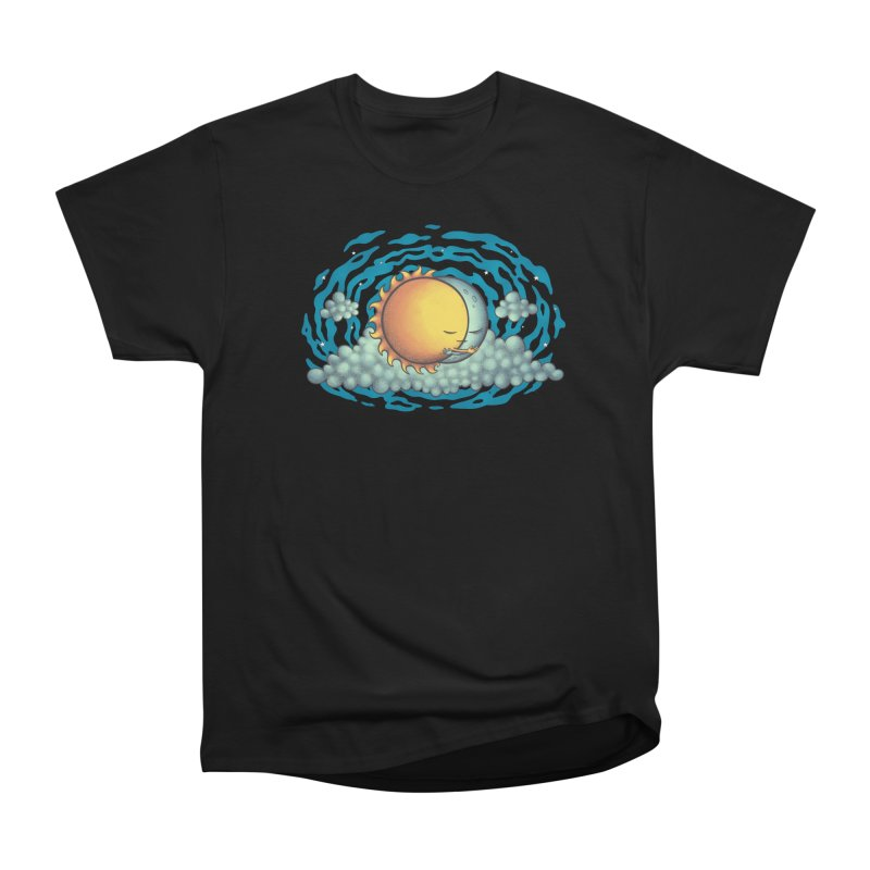 Because the Night Men's Heavyweight T-Shirt by spookylili