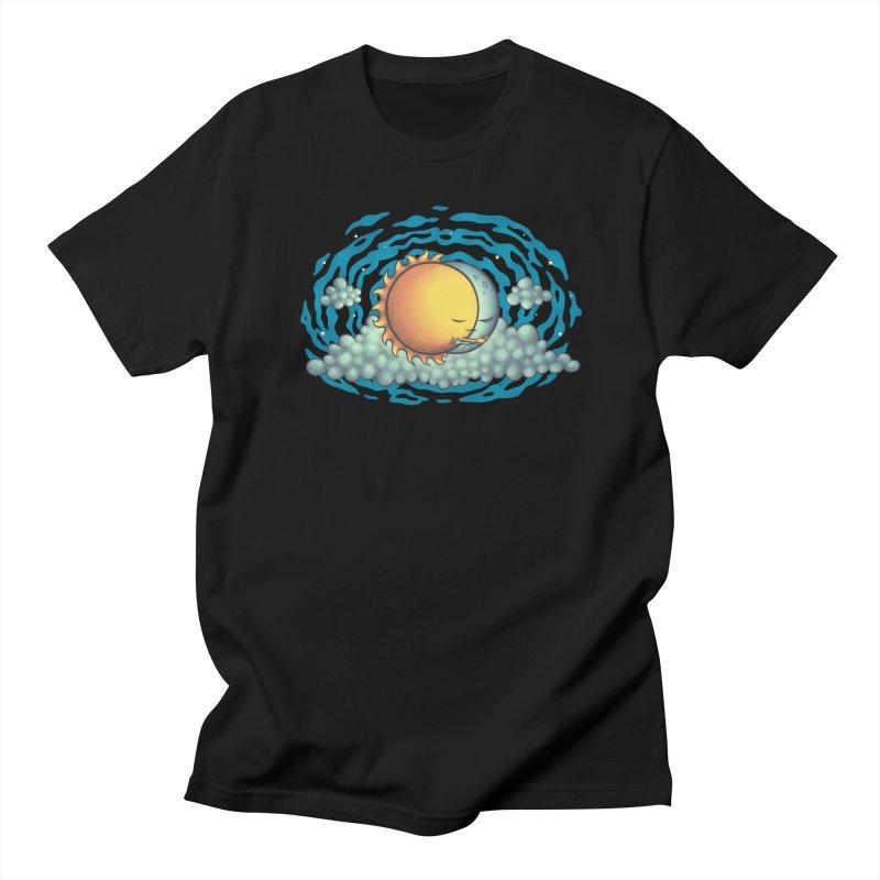 Because the Night Men's Regular T-Shirt by spookylili
