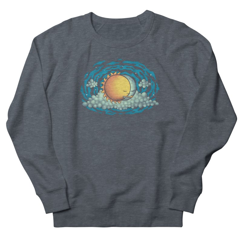 Because the Night Women's French Terry Sweatshirt by spookylili