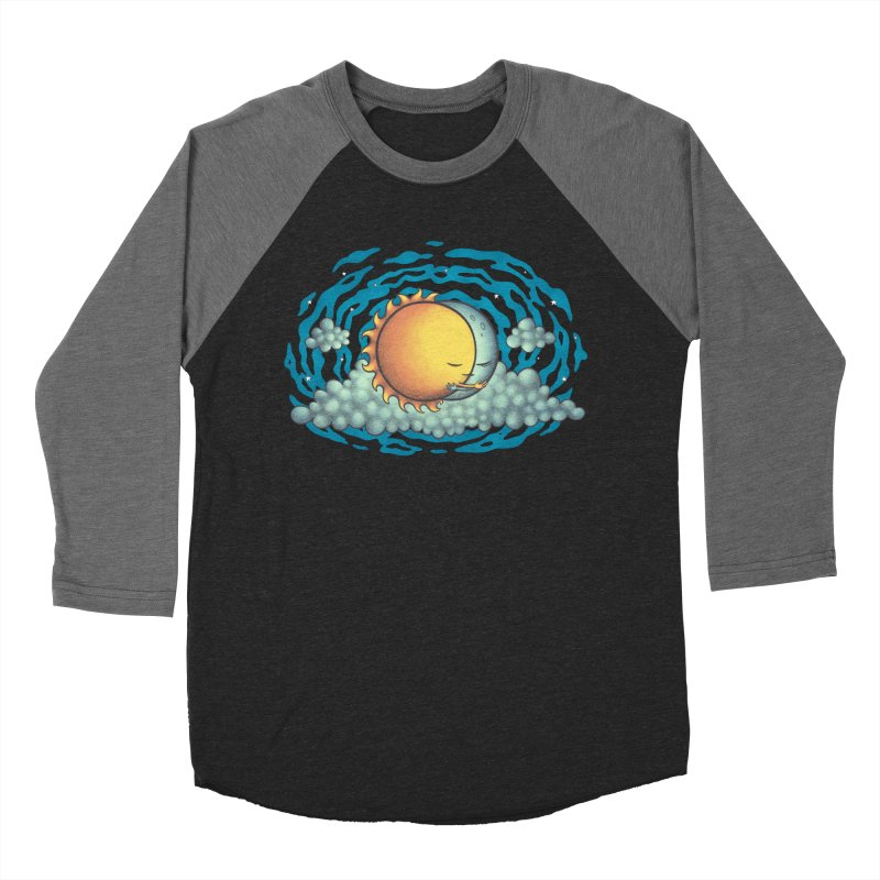 Because the Night Women's Baseball Triblend Longsleeve T-Shirt by spookylili