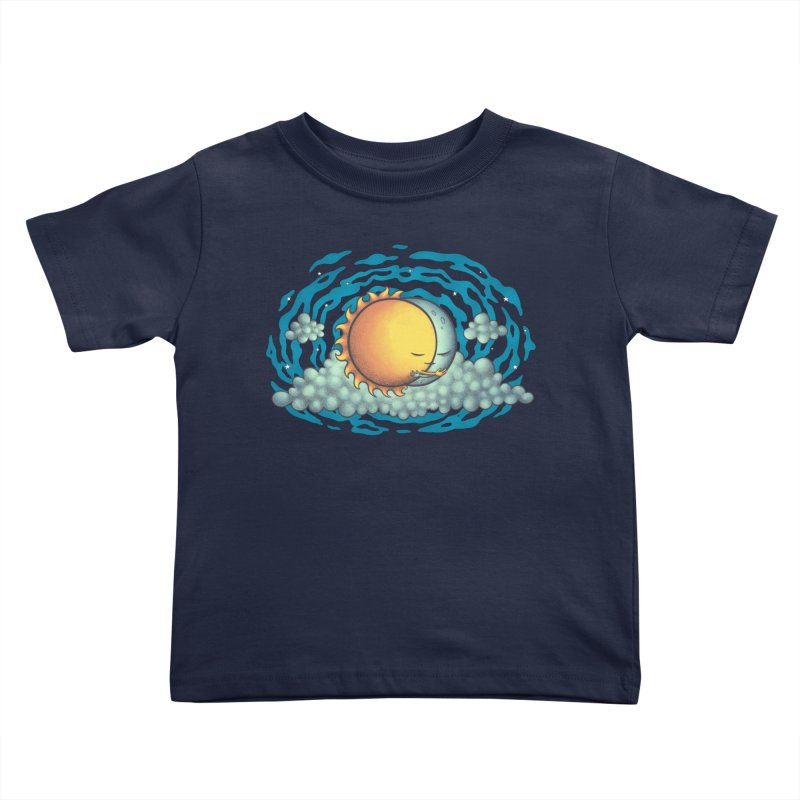 Because the Night Kids Toddler T-Shirt by spookylili