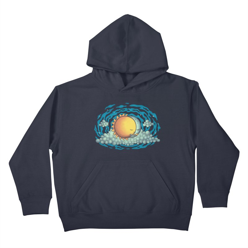 Because the Night Kids Pullover Hoody by spookylili