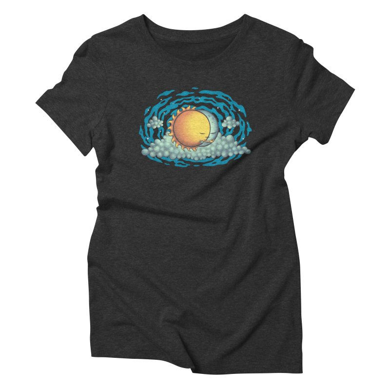 Because the Night Women's T-Shirt by spookylili