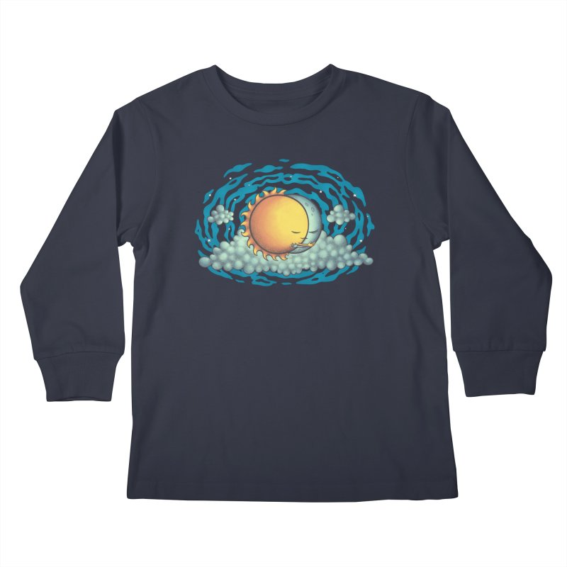 Because the Night Kids Longsleeve T-Shirt by spookylili