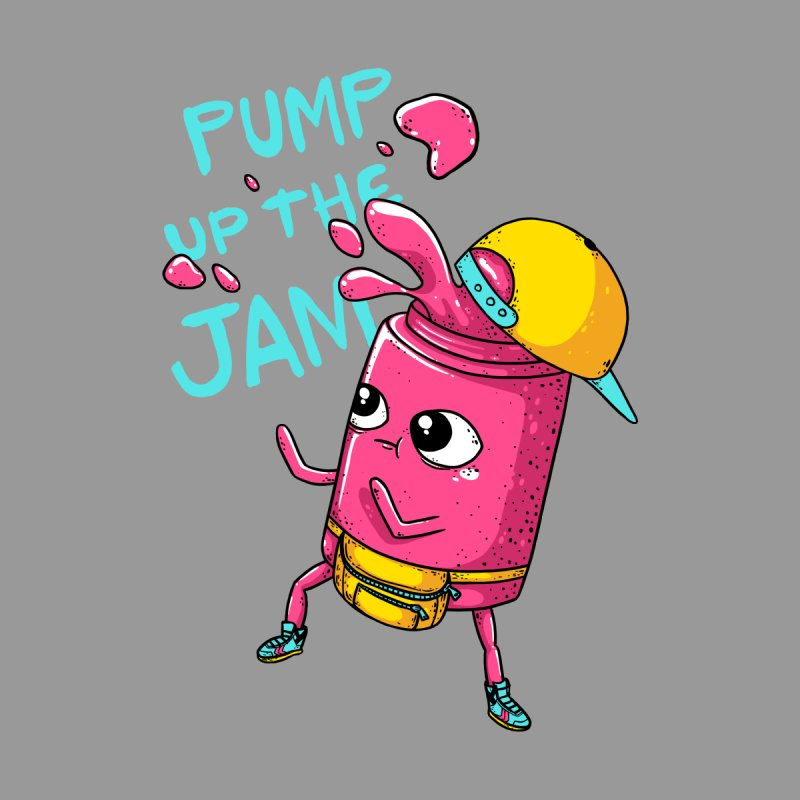 Pump the Jam Accessories Phone Case by spookylili