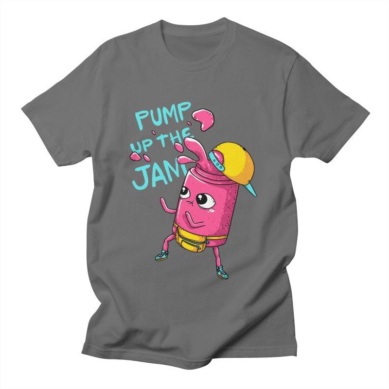 Pump the Jam Men's T-Shirt by spookylili