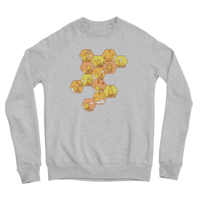 Just Bee Women's Sponge Fleece Sweatshirt by spookylili