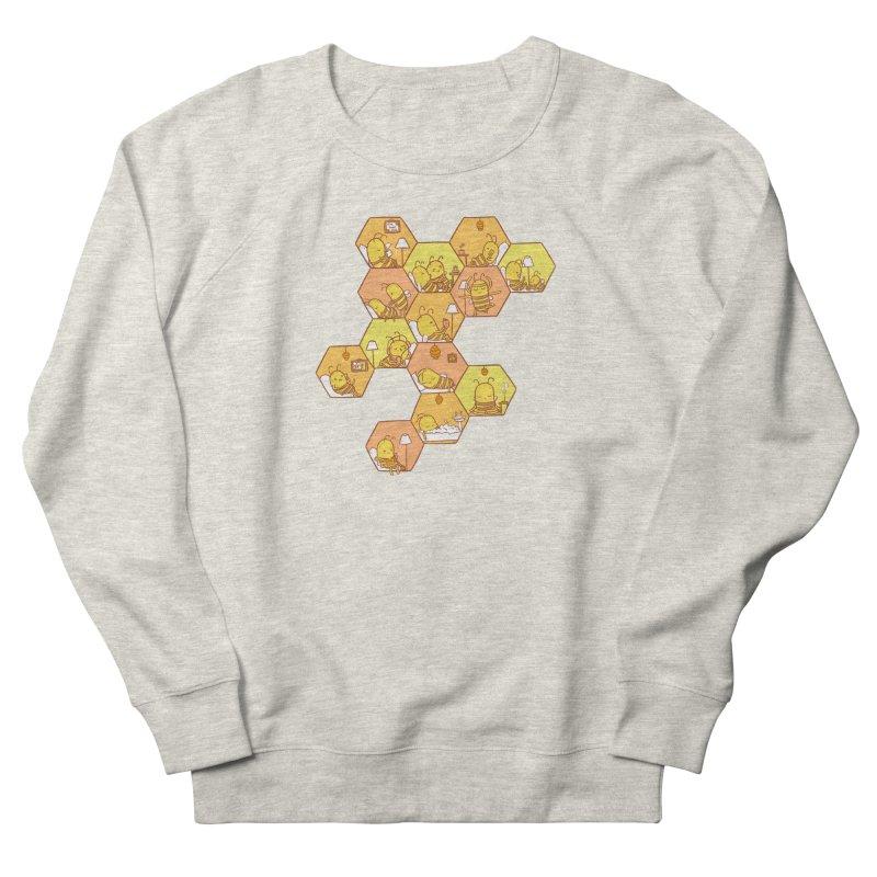 Just Bee Women's Sweatshirt by spookylili