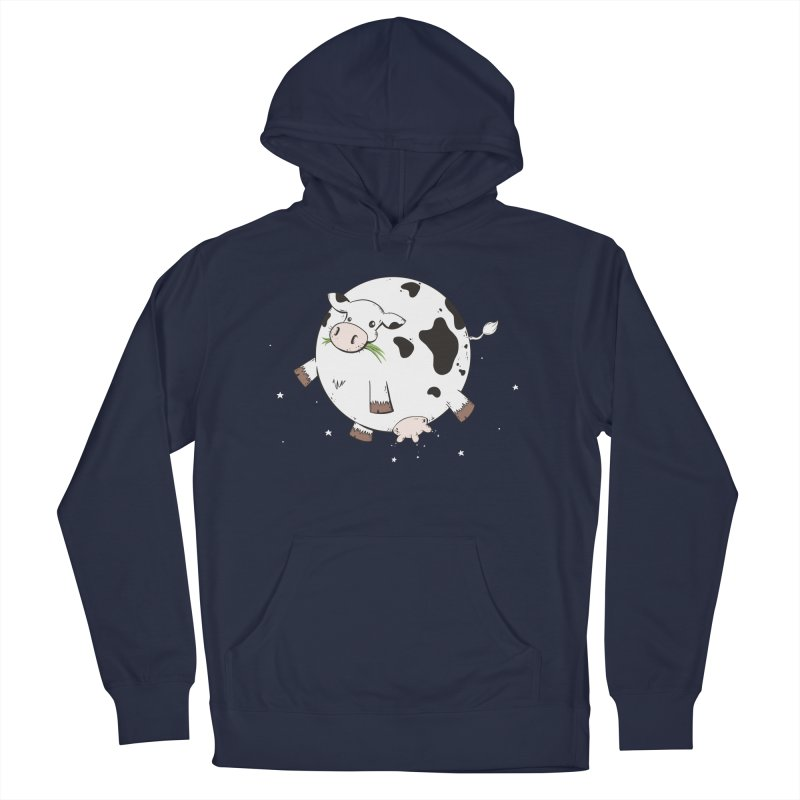 Full Moo Men's Pullover Hoody by spookylili