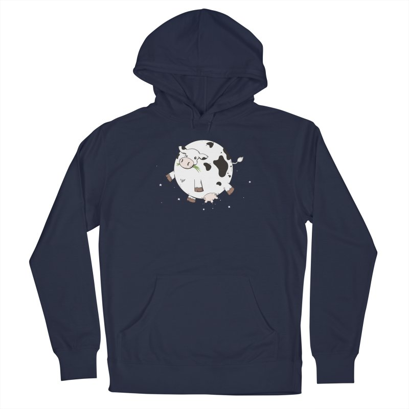 Full Moo Men's Pullover Hoody by spookylili