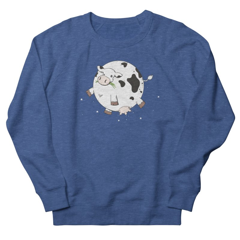 Full Moo Men's Sweatshirt by spookylili