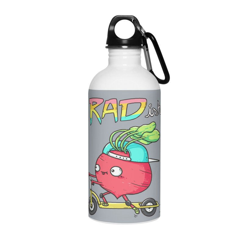Ish Accessories Water Bottle by spookylili