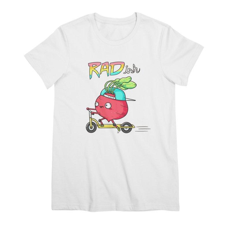 Ish Women's T-Shirt by spookylili