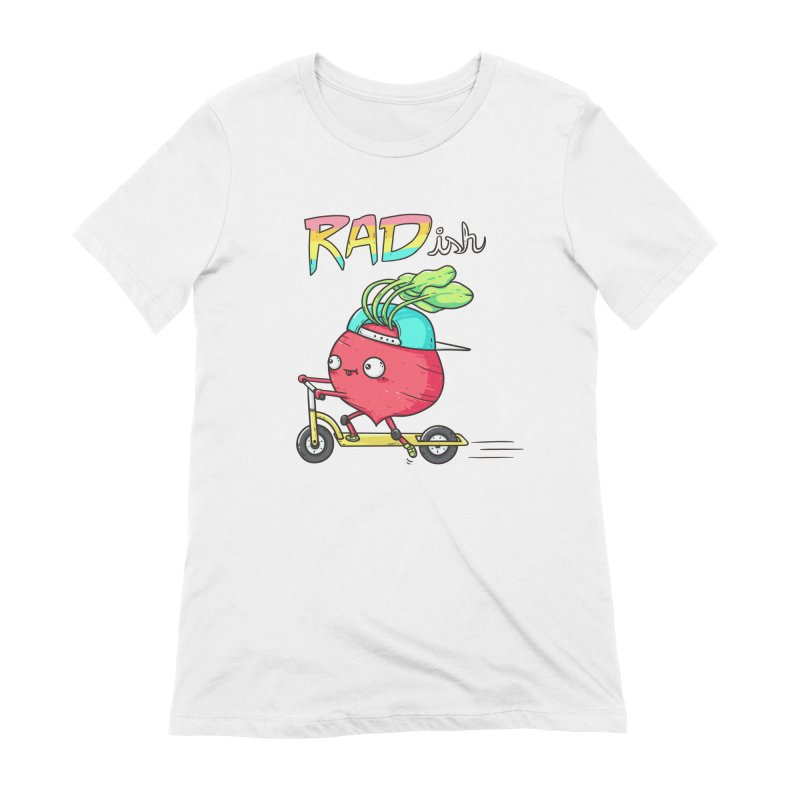 Ish Women's Extra Soft T-Shirt by spookylili